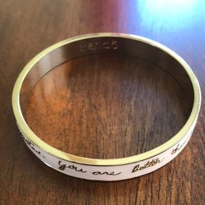 ban.do Bangle pink/ gold Unicorn bracelet
